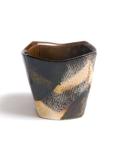 Cup 2 - Lillstreet GalleryArtist: Andrew Avakian Materials: cone 4, terra cotta