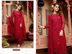 Fepic Rosemeen Carnival Series Designer Heavy Embroidery Work Party Wear Traditional Fashion Pakistani Style Salwar Kameez Singles Wholesale Supplier from Surat at Best Price - Full Set Price - INR Salwar Kameez, Salwar Suits, Pakistani Dresses Online Shopping, Online Dress Shopping, Sikh Bride, Womens Fashion Stores, Traditional Fashion, Festival Wear, Party Wear