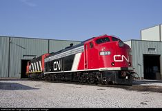 RailPictures.Net Photo: CN 103 Canadian National Railway EMD E9(A) at Homewood, Illinois by Aaron C. Schlegel