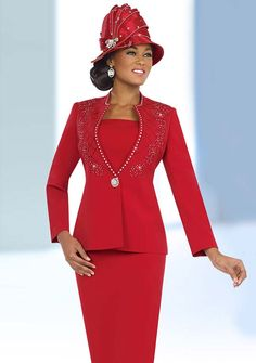 fifth-sunday-52824-Red-womens-church-suits-spring-2017