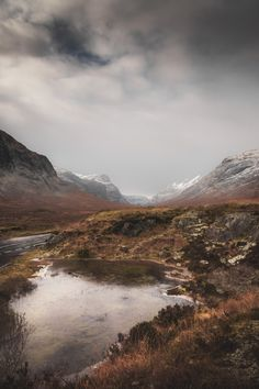 freddie-photography: A Frozen Haze, Road Through Glen Coe - The Scottish Highlands. Created with a Canon 5D Mark II + Sigma 24-70mm f/2.8 DG Photographed by Frederick Ardley - www.freddieardley.com