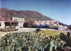 Taliesin West (Scottsdale, Arizona)...20 Of America's Greatest Frank Lloyd Wright Creations | HuffPost