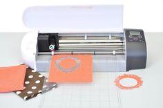 Silhouette Blog: Tutorial: Cutting Fabric