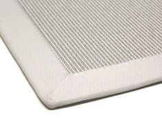 DeKowe - Naturino Boucle 005 Silver / Ivory Rugs | Modern Rugs