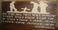 Western Home Decor sign by DeenasDesign on Etsy, $58.00