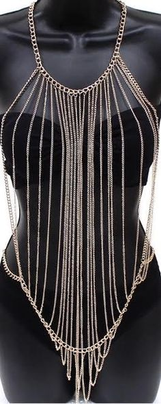 Stunning body jewelry style fit to compliment every attire on your social calendar can be found in the Trendy GLAM collection. Important: Beach Cover I please leave specify choice (gold or silver) at