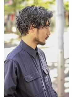 Medium Hair Cuts, Long Hair Cuts, Medium Hair Styles, Curly Hair Styles, Japanese Men Hairstyle, Korean Men Hairstyle, Mens Perm, Curly Hair Men, Wild Hair