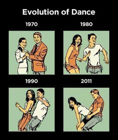 What about 2013?...even more disgusting that 2011 - remember Miley Cyrus and Robin Thicke...I guess 2014 will have people really insinuating on the dance floor every sex act they can think of!!!