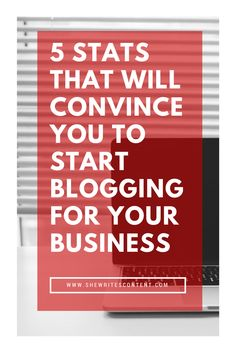 5 real reasons you need to start blogging for your business. Starting A Business, How To Start A Blog, Blogging, Tips, Counseling