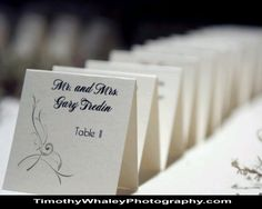 place cards | Place Cards, Escort Cards and Scrolls, Oh My…
