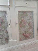 Whitenroses: Shabby Rose Sideboard