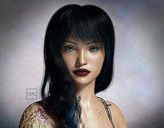 "Check out new work on my @Behance portfolio: ""Ezmi"" http://be.net/gallery/58738887/Ezmi"