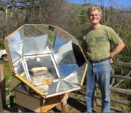 tons of solar projects.  solar ovens, solar heating etc