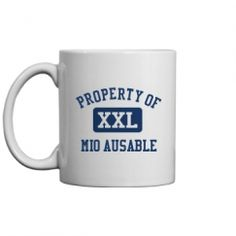 Mio Ausable Junior Senior High School - Mio, MI   Mugs & Accessories Start at $14.97