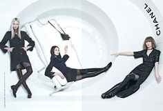 Chanel Fall Winter 2013 2014 ad campaign