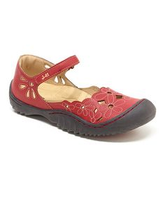 Look what I found on #zulily! Red Lotus Mary Jane by J-41 Footwear #zulilyfinds