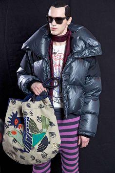 Spooky? Vivienne Westwood
