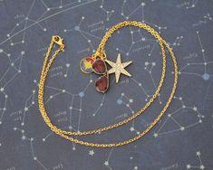 Captain Marvel Charm Necklace Marvel Comics Inspired Jewelry Carol Danvers Captain Marvel Symbol Gol