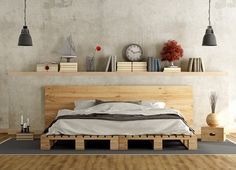 Three Simple Pallet Projects to Do at Home