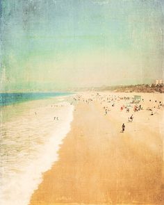 California Photography Santa Monica Travel by urbandreamphotos Bohemian Photography, Vintage Fashion Photography, Santa Monica, California Love, Beach Bum, Days Out, Beach Photos, Summer Fun, Vintage Style