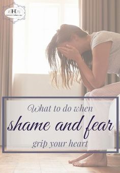 Do you struggle with shame and fear? Do they hold you back from living your life? Read what to do when shame and fear grip your heart. You can overcome the shame and fear! Marriage Is Hard, Intimacy In Marriage, Biblical Marriage, Marriage Advice, Relationships, Biblical Womanhood, Christian Wife, Christian Girls, Christian Marriage