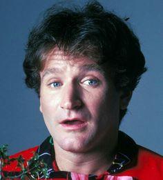 classic Robin Williams photo