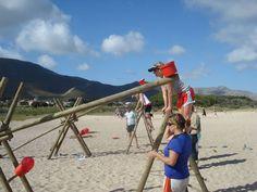 team building beach games - Google Search