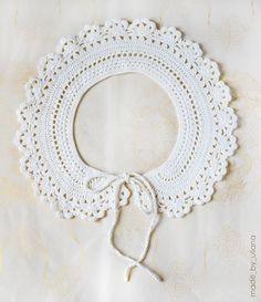 crochet_collar | Flickr - Photo Sharing!