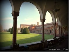 La Certosa, Cimitero Monumentale di Ferrara - Property and Copyrights of (c) FEdetails.net 2014