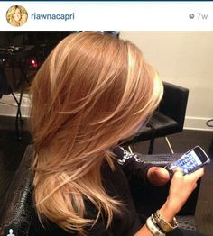 Perfect long layers