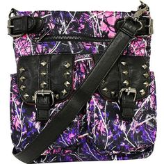Muddy Girl Crossbody Purse