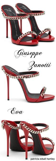Love these shoes!! #giuseppezanottiheelsred