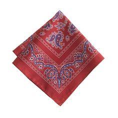bandana pocket square