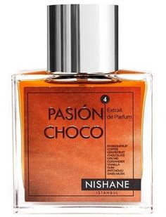 < COFFEE / CHOCOLATE >  Pasion Choco ..passion fruit with gourmand notes of coffee, carmelized grapefruit and dark chocolate.