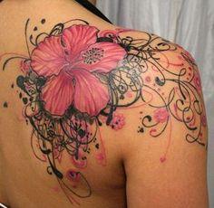 Best Shoulder Tattoos for Women