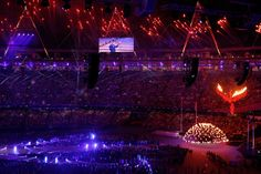 Closing Ceremony, Aug. 12. Josh Haner/The New York Times