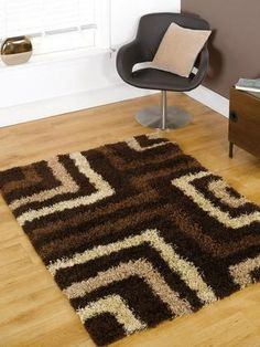 We stock one of the largest selections of shaggy rugs available on the market today and, with a wide variety of colours and styles to choose from, you're sure to find the perfect rug to complete your home's look. Beige Carpet, Diy Carpet, Rugs On Carpet, M Craft, Where To Buy Carpet, Pom Pom Rug, Latch Hook Rugs, Patchwork Cushion, Rug Inspiration