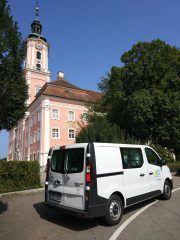 Vielen Dank für die tollen Urlaubsfotos von der Wallfahrtskirche Birnau am Bodensee :-) #Stattauto #München #CarSharing #Urlaub