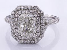 143 Best Halo Style Engagement Rings Images In 2018 Halo Setting