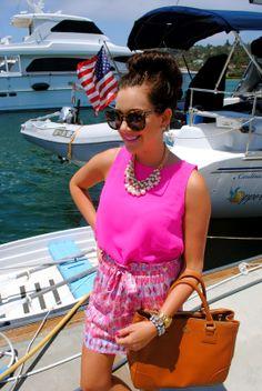 A Darling Dream Blog {Pink & Pearls}