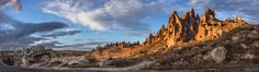 Sunset at Cappadocia by Photo_Crypto via http://ift.tt/1N9NM3u