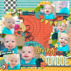 Layout: Loving the Tongue