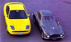 Brève rencontre: Fiat Coupé | le blog auto
