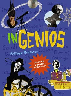 Trabaja con método es un fragmento del libro Ingenios, de Philippe Brasseur, que puedes leer en #LosFundamentales. (Recomendado: 14-16 años).