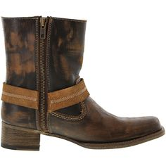 Bed Stu Women's Roma High-Top Leather Boot