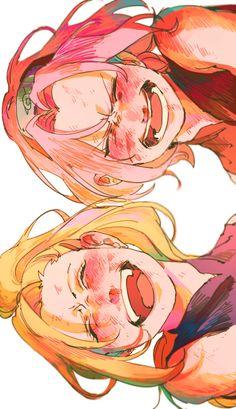 Naruto, Sakura, Ino