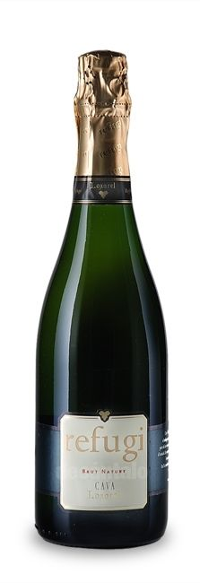 Loxarel Refugi Reserva Brut Nature, Spanish Cava Wine at decantalo.com