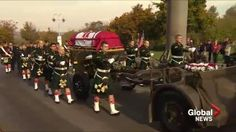 Cpl. Nathan Cirillo laid to rest in Hamilton | Globalnews.ca
