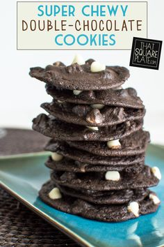 ... Chocolate Crinkles, Chewy Chocolate Cookies and Chocolate Crinkle