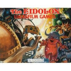 The Eidolon for Commodore 64 from Activision